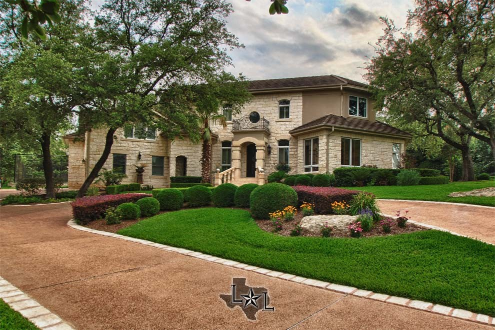 Lone Star Luxury homes